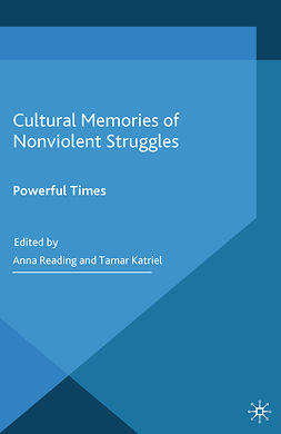 Katriel, Tamar - Cultural Memories of Nonviolent Struggles, ebook