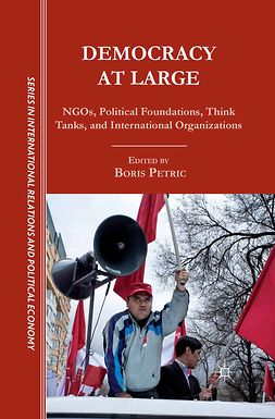 Petric, Boris - Democracy at Large, ebook