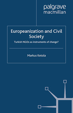 Ketola, Markus - Europeanization and Civil Society, ebook