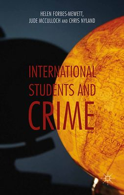 Forbes-Mewett, Helen - International Students and Crime, ebook