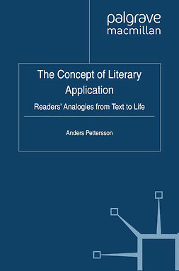 Pettersson, Anders - The Concept of Literary Application, e-bok