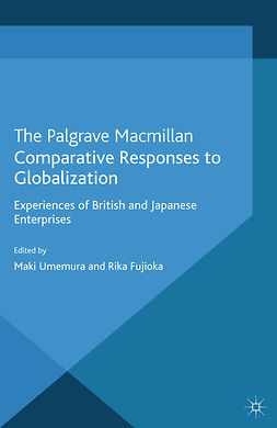 Fujioka, Rika - Comparative Responses to Globalization, ebook
