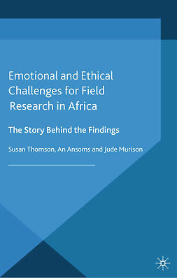 Ansoms, An - Emotional and Ethical Challenges for Field Research in Africa, ebook