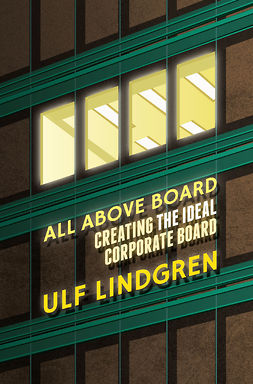 Lindgren, Ulf - All Above Board, ebook