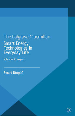Strengers, Yolande - Smart Energy Technologies in Everyday Life, ebook