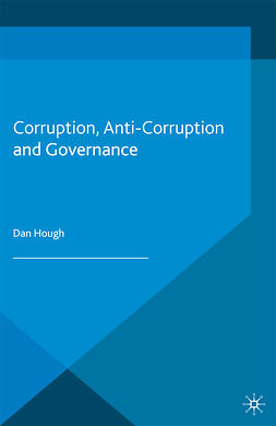 Hough, Dan - Corruption, Anti-Corruption and Governance, ebook