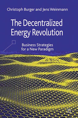 Burger, Christoph - The Decentralized Energy Revolution, ebook