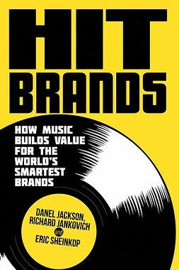 Jackson, Daniel M. - Hit Brands, ebook