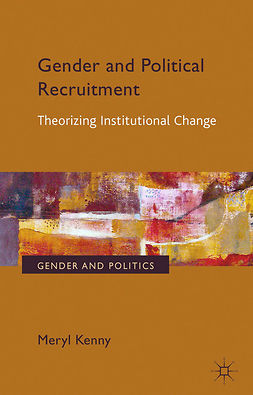 Kenny, Meryl - Gender and Political Recruitment, ebook