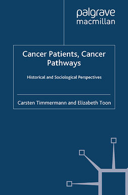 Timmermann, Carsten - Cancer Patients, Cancer Pathways, ebook