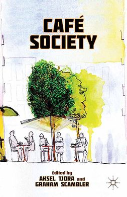 Scambler, Graham - Café Society, ebook