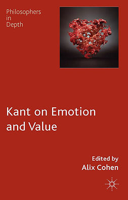 Cohen, Alix - Kant on Emotion and Value, e-bok
