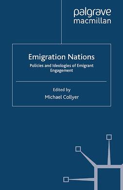 Collyer, Michael - Emigration Nations, e-bok