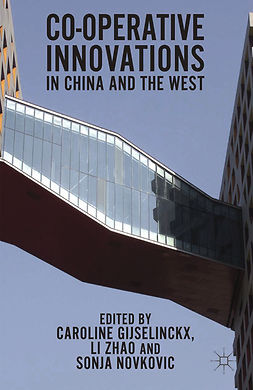 Gijselinckx, Caroline - Co-operative Innovations in China and the West, ebook