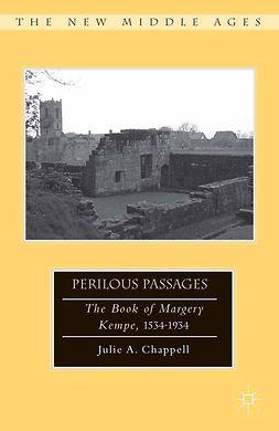 Chappell, Julie A. - Perilous Passages, e-bok