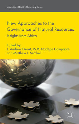Compaoré, W. R. Nadège - New Approaches to the Governance of Natural Resources, e-bok