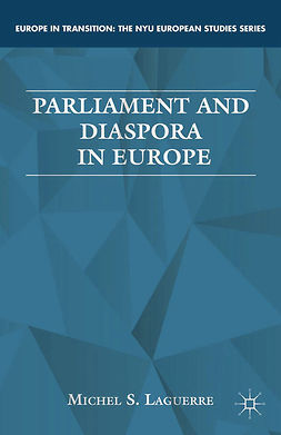 Laguerre, Michel S. - Parliament and Diaspora in Europe, e-bok