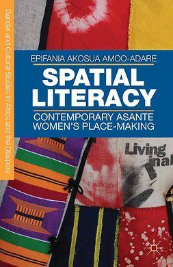 Amoo-Adare, Epifania Akosua - Spatial Literacy, ebook