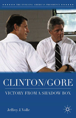 Volle, Jeffrey J. - Clinton/Gore, ebook