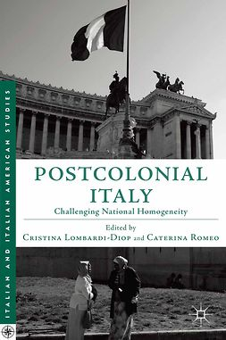 Lombardi-Diop, Cristina - Postcolonial Italy, e-bok