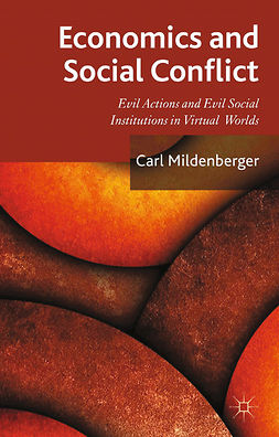 Mildenberger, Carl D. - Economics and Social Conflict, ebook