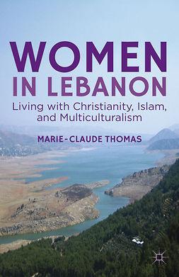 Thomas, Marie-Claude - Women in Lebanon, e-bok