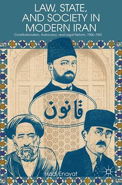 Enayat, Hadi - Law, State, and Society in Modern Iran, ebook