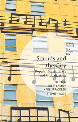 Lashua, Brett - Sounds and the City, ebook