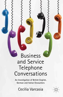 Varcasia, Cecilia - Business and Service Telephone Conversations, ebook