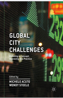 Acuto, Michele - Global City Challenges, ebook