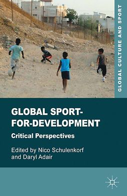 Adair, Daryl - Global Sport-for-Development, ebook
