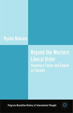 Nakano, Ryoko - Beyond the Western Liberal Order, ebook