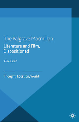 Gavin, Alice - Literature and Film, Dispositioned, e-kirja