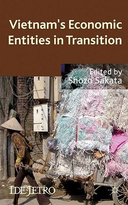Sakata, Shozo - Vietnam's Economic Entities in Transition, ebook