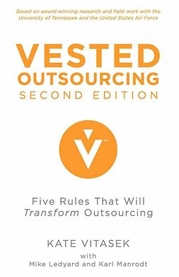 Ledyard, Mike - Vested Outsourcing, ebook