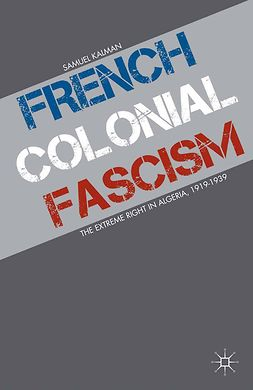 Kalman, Samuel - French Colonial Fascism, ebook