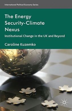 Kuzemko, Caroline - The Energy Security-Climate Nexus, ebook