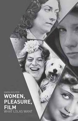 Richter, Simon - Women, Pleasure, Film, e-kirja