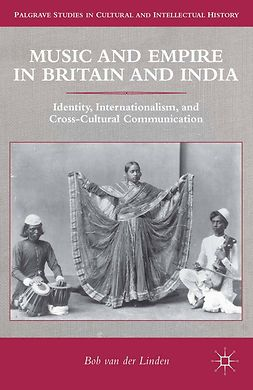 Linden, Bob - Music and Empire in Britain and India, ebook