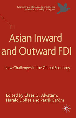 Alvstam, Claes G. - Asian Inward and Outward FDI, ebook