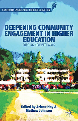 Hoy, Ariane - Deepening Community Engagement in Higher Education, ebook