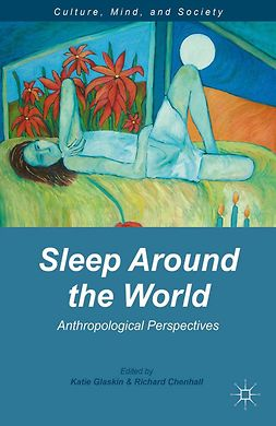 Chenhall, Richard - Sleep Around the World, ebook