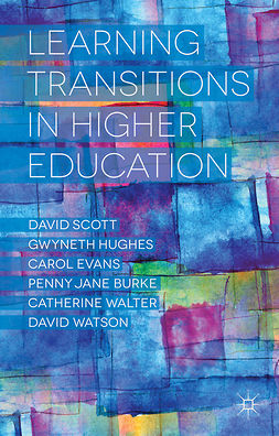 Burke, Penny Jane - Learning Transitions in Higher Education, ebook