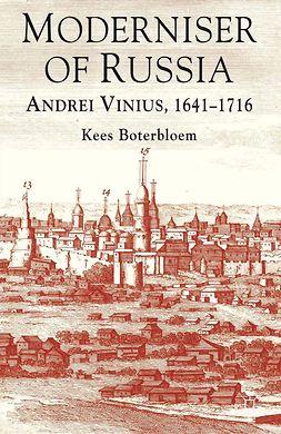 Boterbloem, Kees - Moderniser of Russia, e-bok