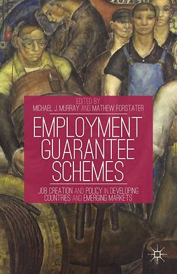 Forstater, Mathew - Employment Guarantee Schemes, ebook