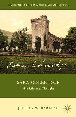 Barbeau, Jeffrey W. - Sara Coleridge, ebook