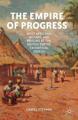 Stephen, Daniel - The Empire of Progress, ebook