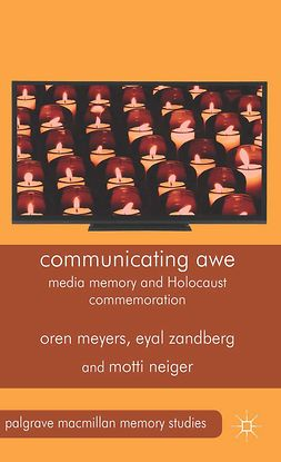 Meyers, Oren - Communicating Awe, e-bok