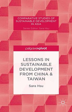 Hsu, Sara - Lessons in Sustainable Development from China & Taiwan, ebook