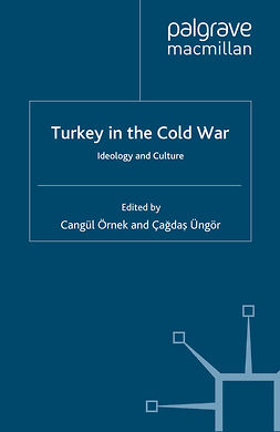 Örnek, Cangül - Turkey in the Cold War, ebook